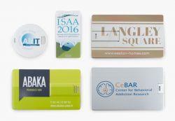Tarjeta de crédito - USB Stick