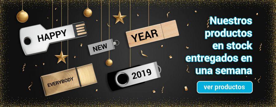 Le desamos un nuevo año tecnológico!