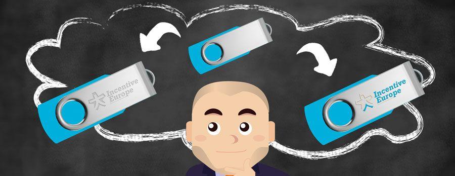 Como personalizar tu producto promocional (Llave USB)