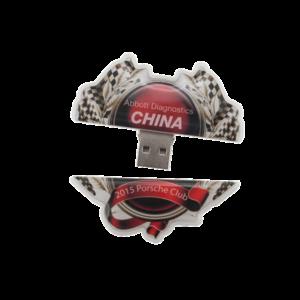 2D Efecto Cúpula - USB Stick