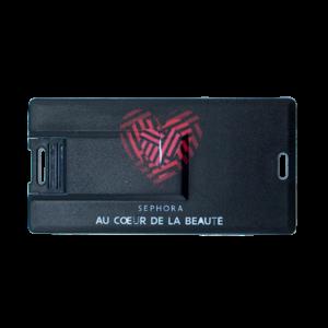 Pendrive tarjeta de credito mini