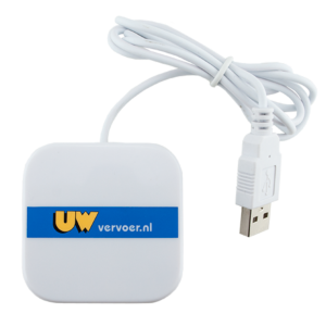Web boton cuadrado - USB Stick
